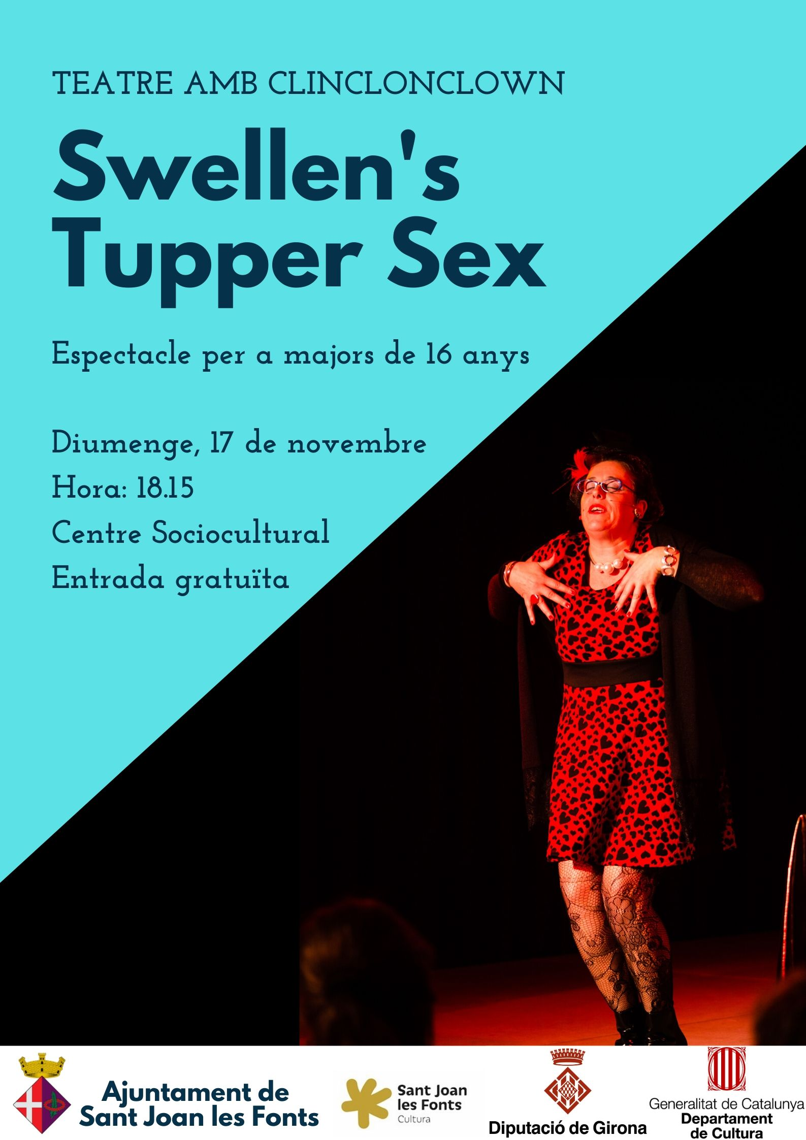 Swellen's Tupper Sex